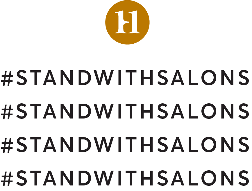 Stand With Salons